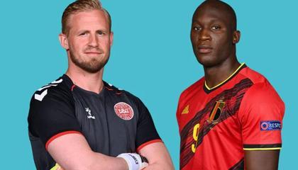 欧洲杯前瞻:丹麦VS比利时
