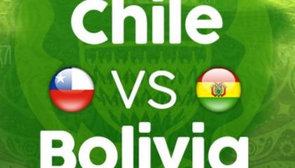 智利VS玻利维亚首发出炉!比达尔+布拉沃领衔