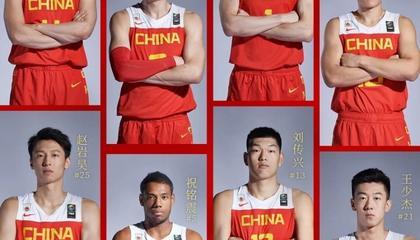 男篮明日对阵中国台北12人名单:周琦缺阵 祝铭震入选