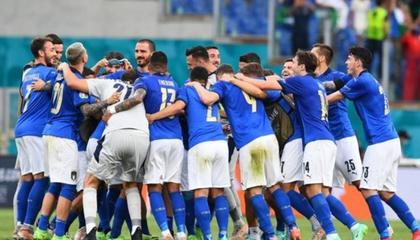 早报:意大利、威尔士携手晋级,土耳其惨败瑞士垫底出局,巴列卡诺升入西甲