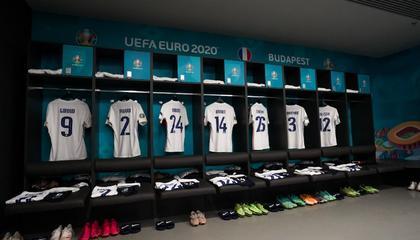 法国队官方:登贝莱因伤无缘剩余的欧洲杯赛事