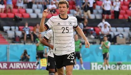 德媒:穆勒因伤大概率无缘对匈牙利比赛,淘汰赛出战成疑