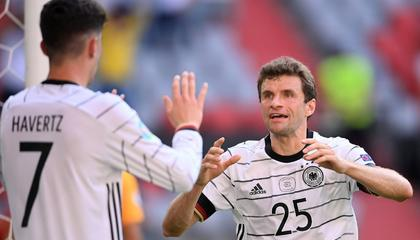德国队官方:胡梅尔斯、穆勒等4人缺席今日训练