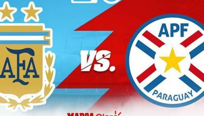 美洲杯前瞻:阿根廷VS巴拉圭