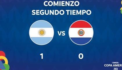 美洲杯战报:戈麦斯建功,阿根廷1-0巴拉圭迎两连胜