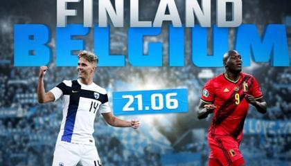 比利时vs芬兰首发:阿扎尔、德布劳内登场,卢卡库继续先发