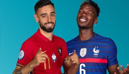 欧洲杯前瞻:葡萄牙VS法国