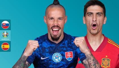 斯洛伐克VS西班牙:生死战!西班牙赢球才能确保出线