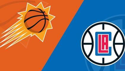 NBA战报:保罗布克40投10中合砍30分 快船4人得分上双大胜太阳