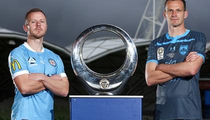 澳超总决赛今日上演:墨尔本城VS悉尼FC