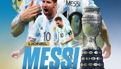 美洲杯战报:迪马利亚单刀,梅西失良机,阿根廷时隔28年重夺冠