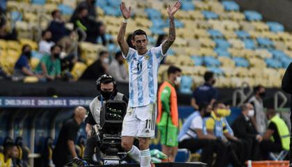官方:迪马利亚当选美洲杯决赛最佳球员