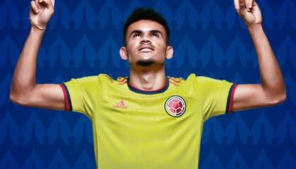 官方:哥伦比亚前锋迪亚兹当选美洲杯最佳新人