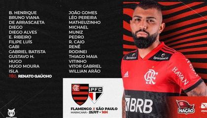 巴甲前瞻:弗拉门戈VS圣保罗