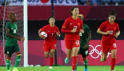 早报:奥运会中国军团再出发;中国女足今晚拼荷兰