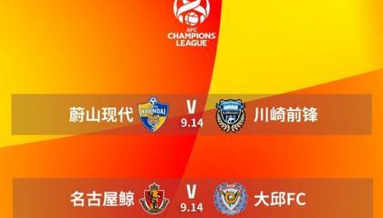 官方:亚冠1/4决赛和东亚区半决赛均在韩国全州进行