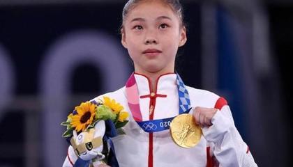 体操项目:中国军团本届奥运收获3金3银2铜,排名第一