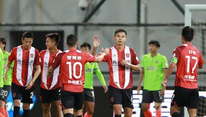 """真""""慕尼黑""""!成都蓉城5-0狂胜北理工,三外援均破门"""