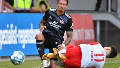 纽伦堡二号前锋因违反体育道德,将被禁赛两场