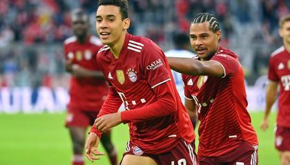拜仁赛前发布会:格纳布里、穆夏拉出战存疑,科曼、托利索缺阵