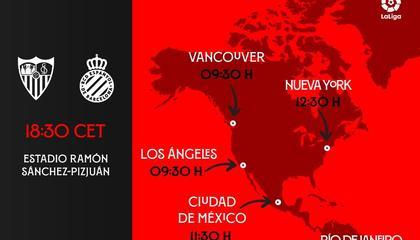 西甲前瞻:塞维利亚VS西班牙人