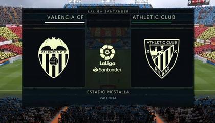 西甲前瞻:巴伦西亚VS毕尔巴鄂竞技