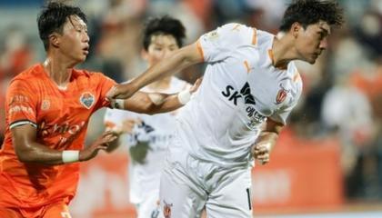 只有战胜江原FC,济州联才能将晋级争冠附加赛的主动权抓在自己手中