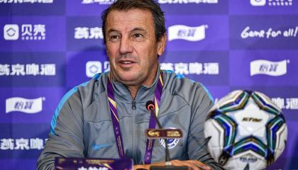 何塞:我很尊重中国U20,他们很有凝聚力