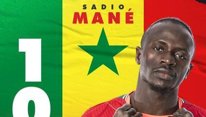 马内成为第31位达成英超100球的球员