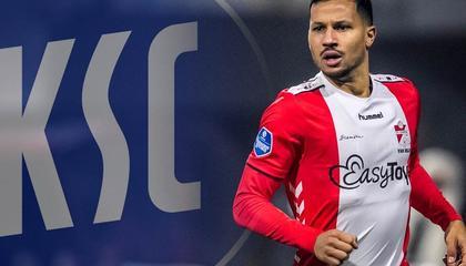 大腿来了!卡尔斯鲁厄签约荷兰国脚范-赖恩